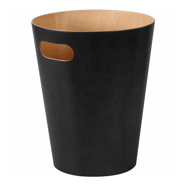 Woodrow Waste Can (Aubergine)