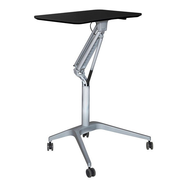 200 Series Workpad Adjustable Desk (Black)