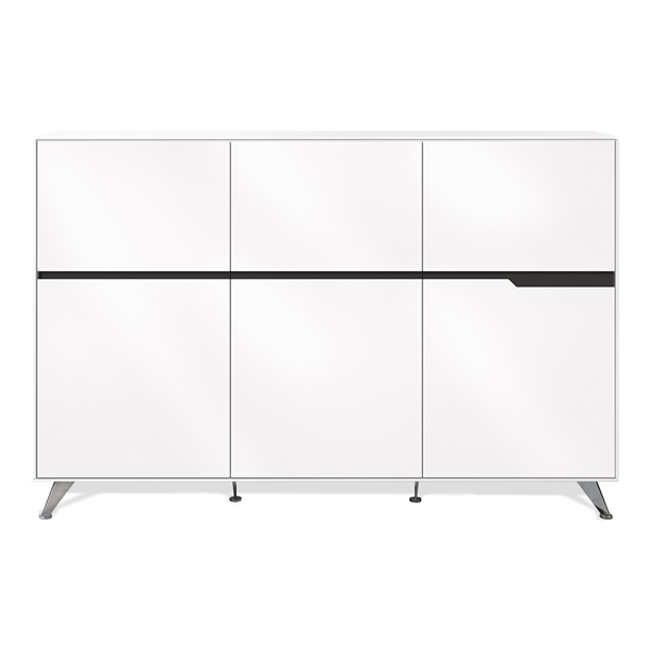 400 Series Storage Cabinet (White)