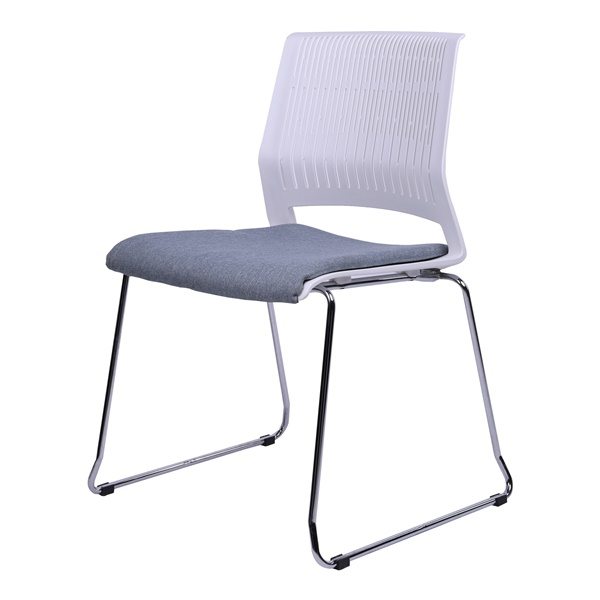 Eva Pull Up Chair (Black)