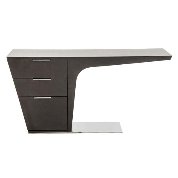 Modrest Bismarck Modern Wenge Office Desk