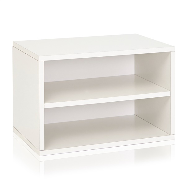 Way Basics Divider Blox Eco Friendly Storage and Stackable Shelving