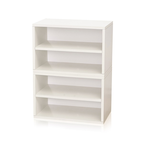 Way Basics Florence Storage Blox Eco Friendly Modular Shelving