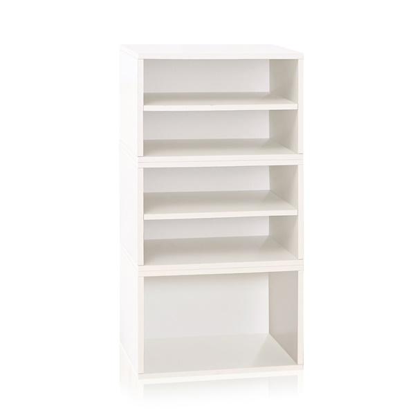 Way Basics Pisa Storage Blox Eco Friendly Modular Shelving