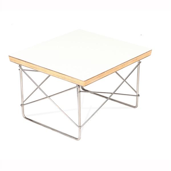 Charmant Wire Base Side Table. U003e