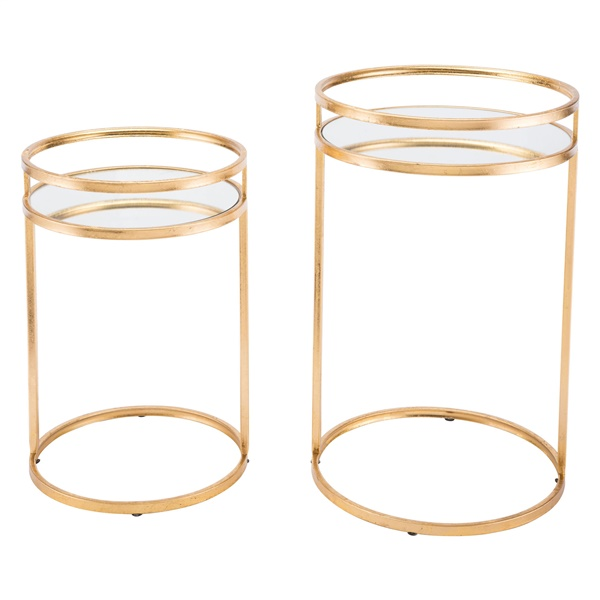 2-Piece Nesting Tables