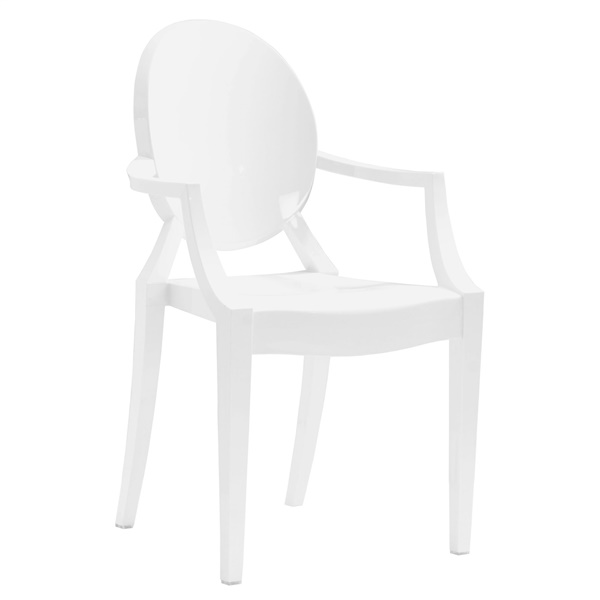 Anime Dining Chair (White)