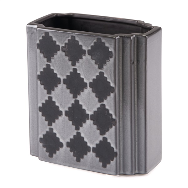 Arlequim Rectangular Vase (Small)