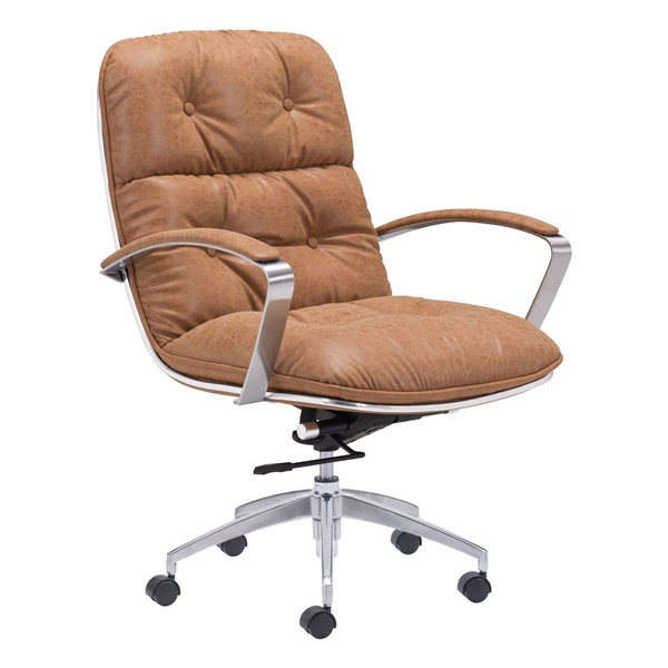 Avenue Office Chair (Vintage Coffee)