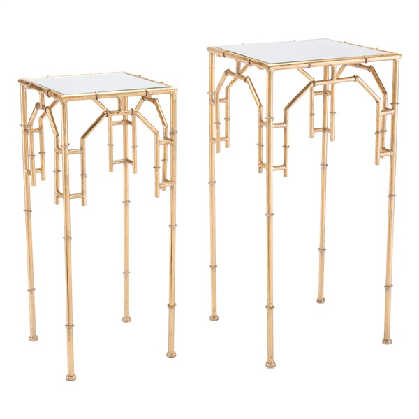 Bamboo Table (Set of 2)