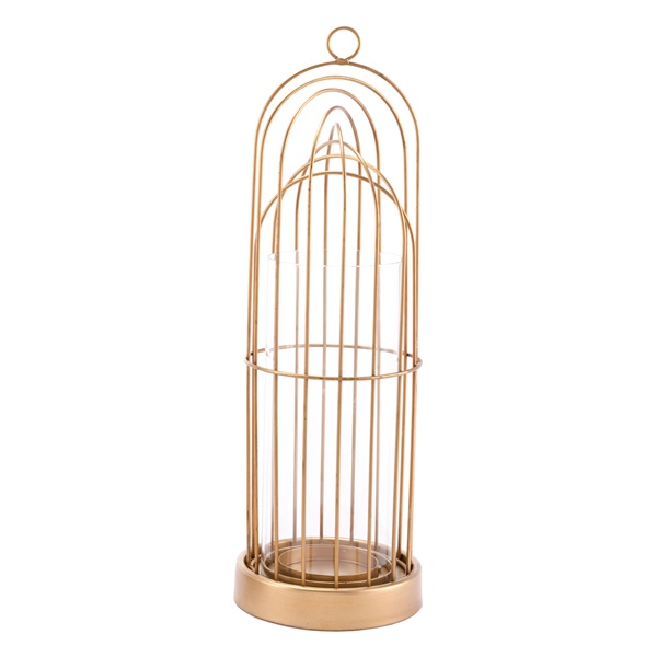 Birdcage Candle Holder (Small)