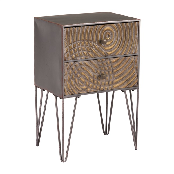 Circulos End Table