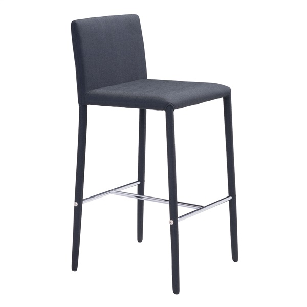 Confidence Counter Chair - Black