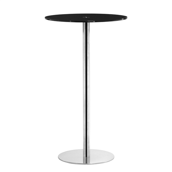 Cyclone Bar Table (Black)
