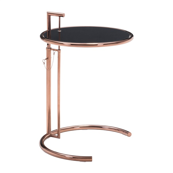 Eileen Grey Table - Rose Gold