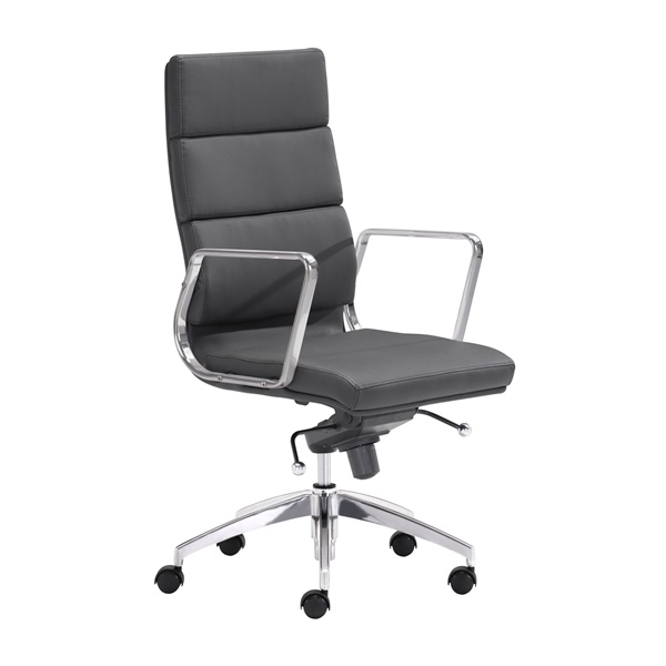Engineer High Back Office Chair (Black)