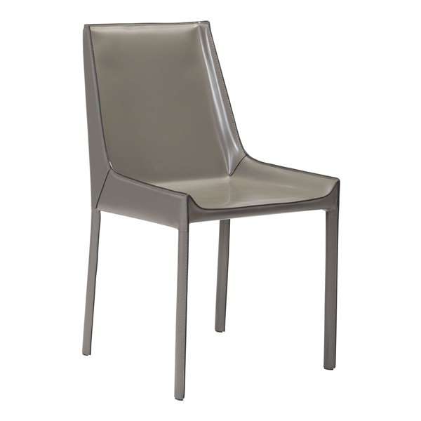 Fashion Dining Chair (Stone Gray)