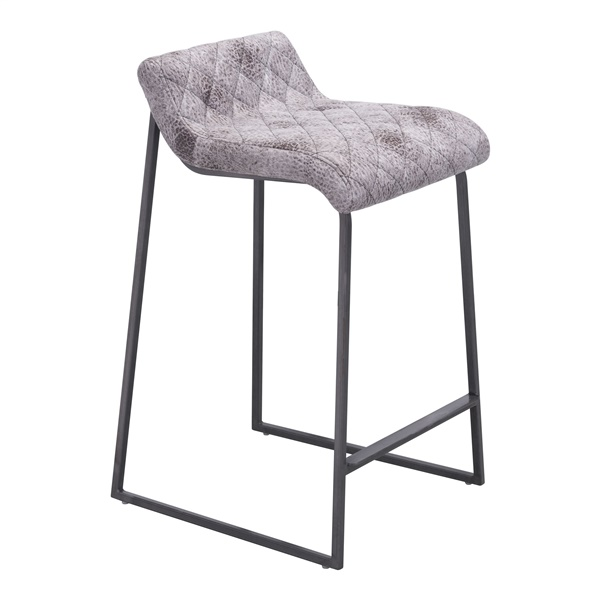 Father Counter Stool (Vintage Brown)