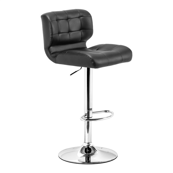 Formula Bar Chair (Black)