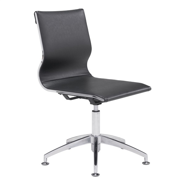 Glider Conference Chair (Black)