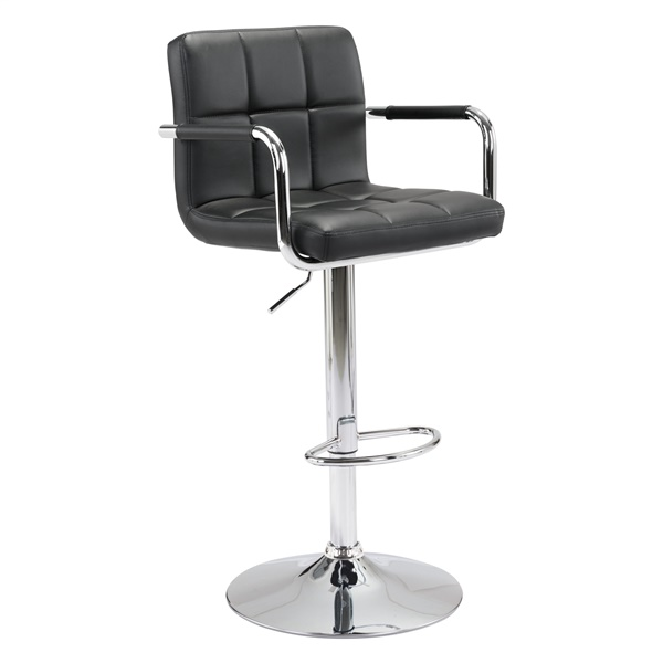 Henna Bar Chair (Black)