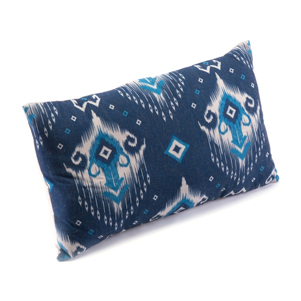 Ikat Pillow 1