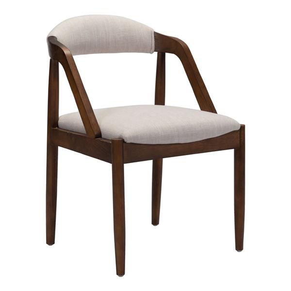 Jefferson Dining Chair (Beige)