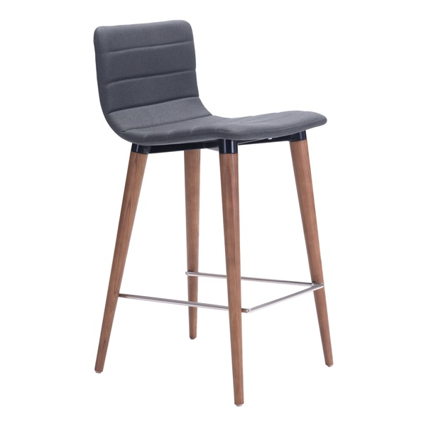 Jericho Counter Chair (Gray)