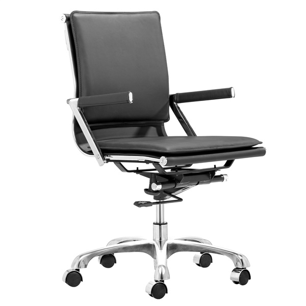 Lider Plus Office Chair (Black)