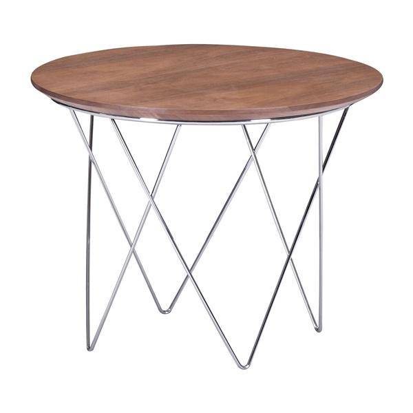 Macho Side Table - Walnut
