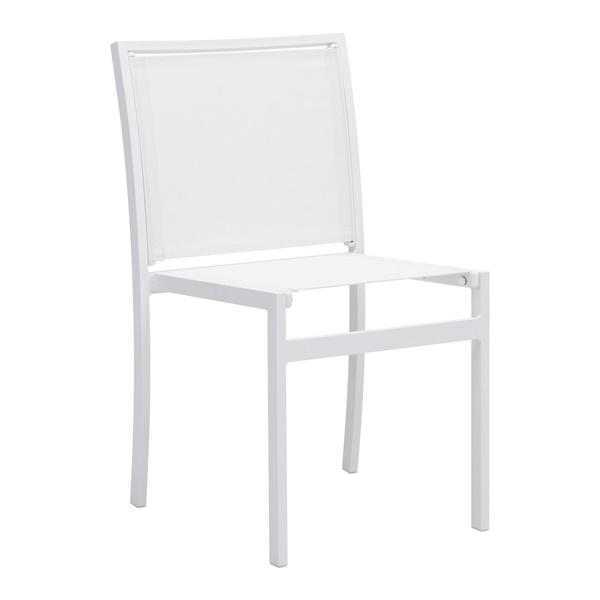 Mayakoba Dining Chair (White)
