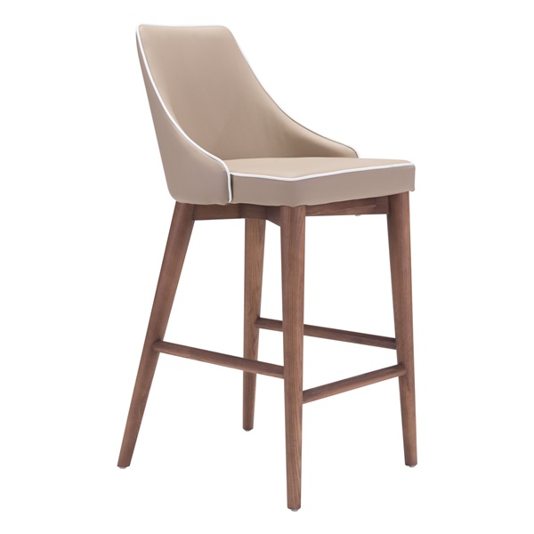 Moor Counter Chair (Chair Beige)