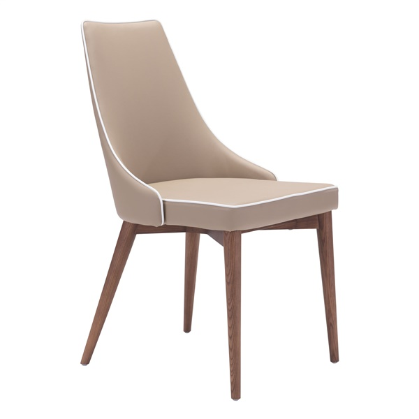 Moor Dining Chair (Beige)