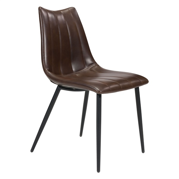 Norwich Dining Chair (Brown)
