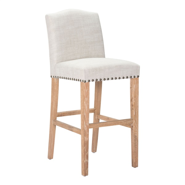 Pasadena Bar Chair - Beige