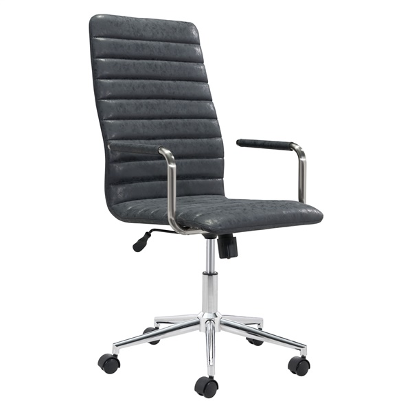 Pivot Office Chair (Vintage Black)