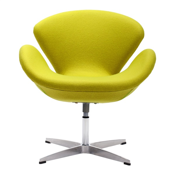 Pori Arm Chair (Carnelian Red)
