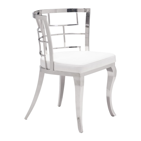 Quince Dining Chair (White)