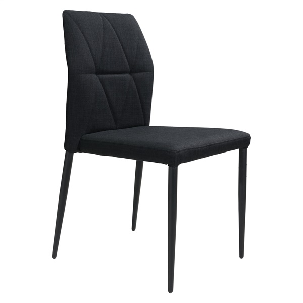 Revolution Dining Chair (Black)