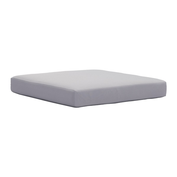 Sand Beach Seat Cushion (Light Gray)