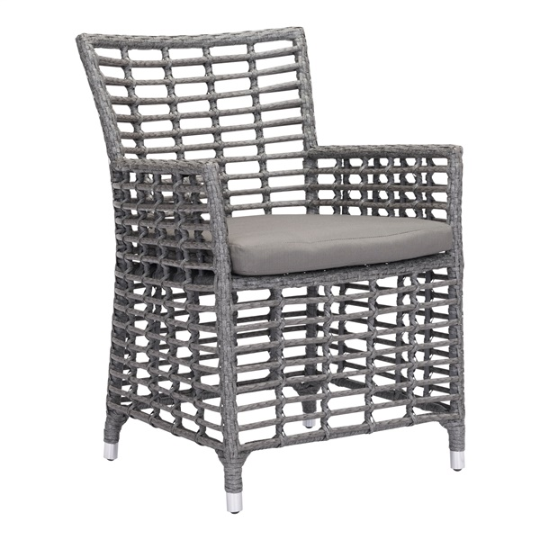 Sandbanks Dining Chair - Gray