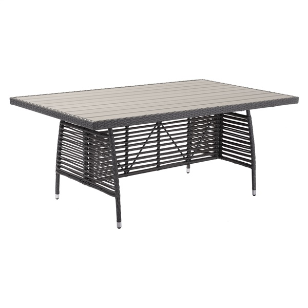 Sandbanks Dining Table - Gray