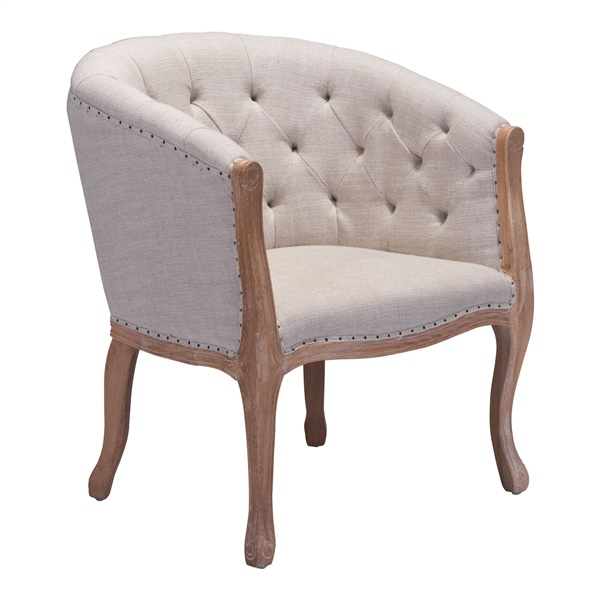 Shotwell Dining Chair - Beige