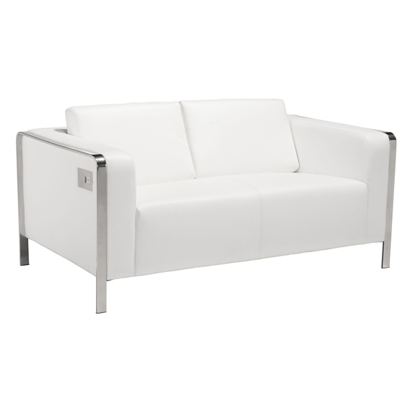 Thor Loveseat (White)