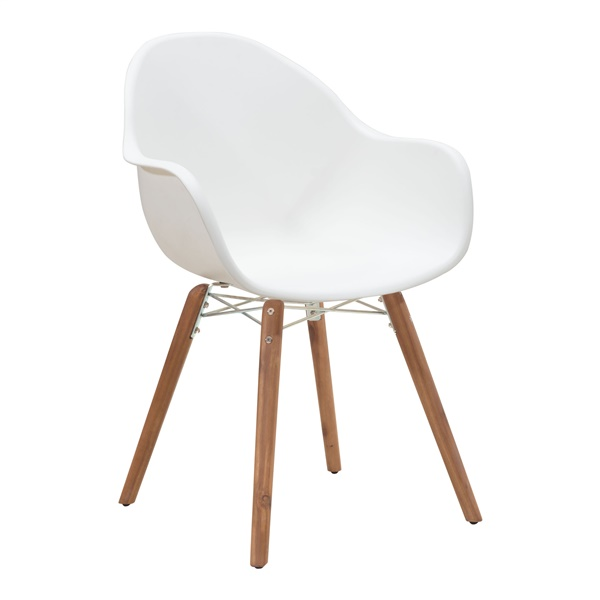 Tidal Dining Chair (White)
