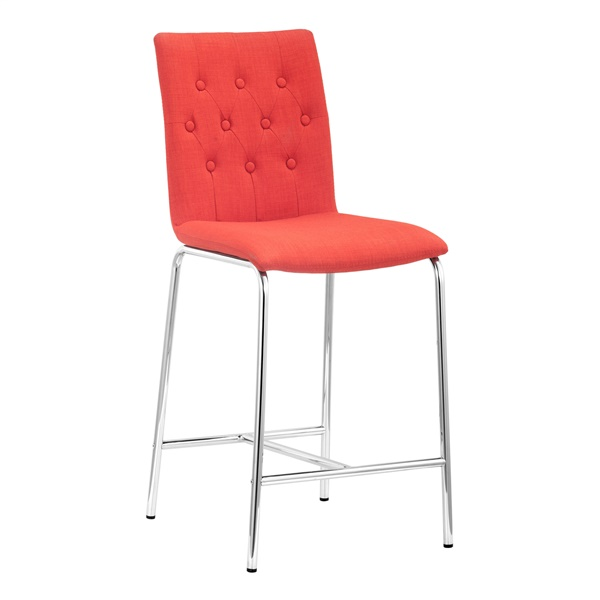 Uppsala Counter Chair (Tangerine)