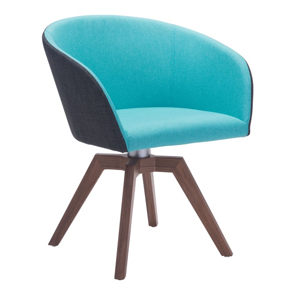 Wander Dining Chair - Blue/Gray