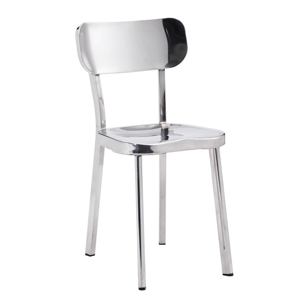 Winter Chair - Stainless Steel