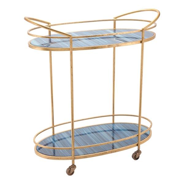 Zaphire Bar Cart
