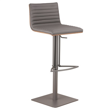 Cafe Adjustable Painted Bar Stool